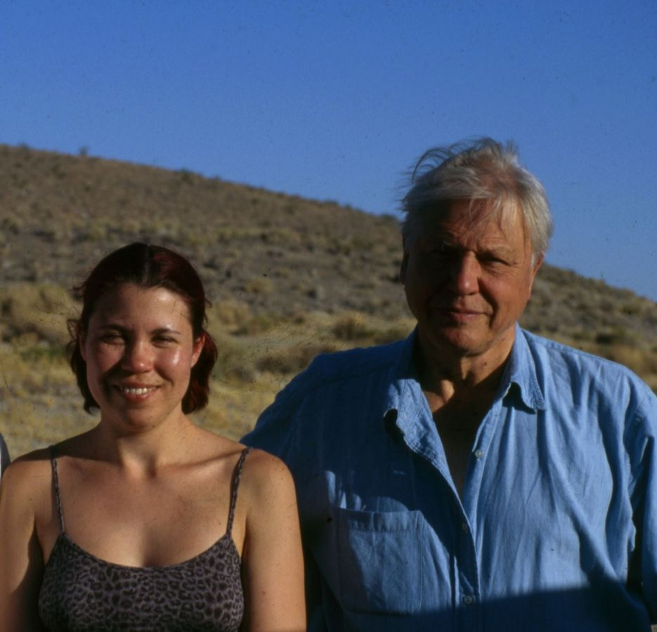 For this nature film project, I provided my field site and chose an appropriate kangaroo rat to film with Sir David Attenborough. I also provided the gopher ...